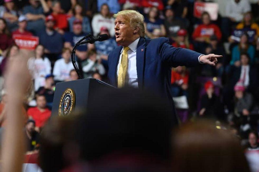 Trump scoffs at South Korea's 'Parasite' Oscar win