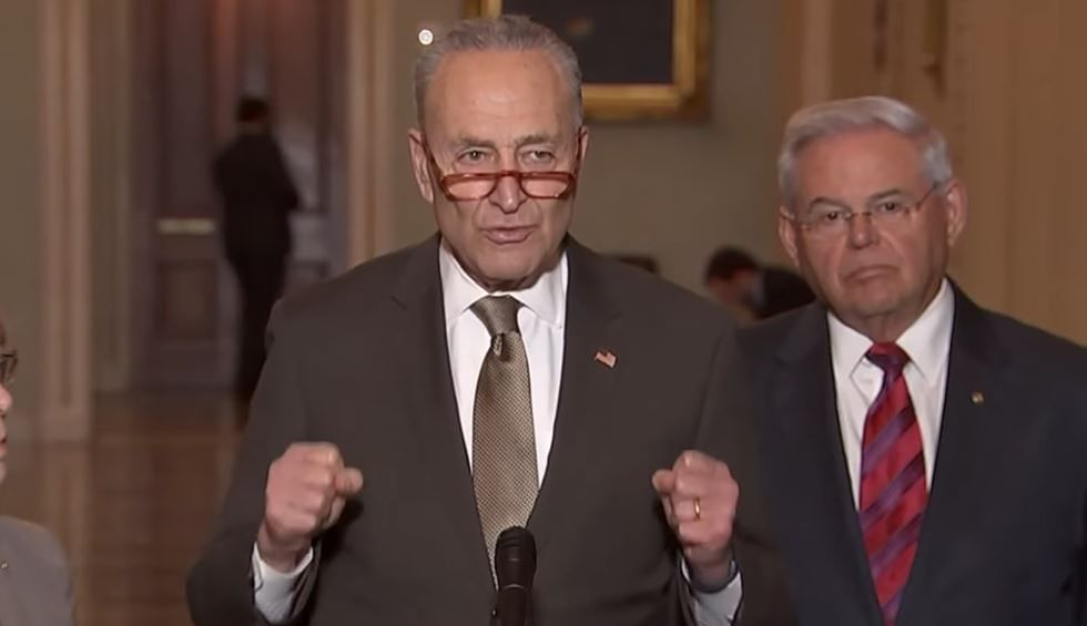 Schumer: 'Nothing is off the table' if Republicans ram through SCOTUS nominee before election