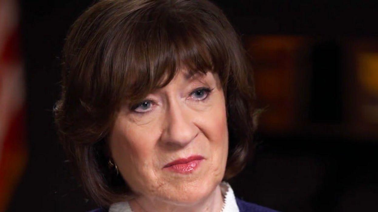 Sen. Susan Collins makes an abrupt post-election reversal on a key LGBTQ rights bill