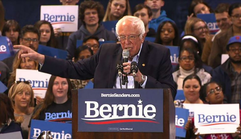 Independent analysis raises questions about how Bernie Sanders would pay for his proposals: report