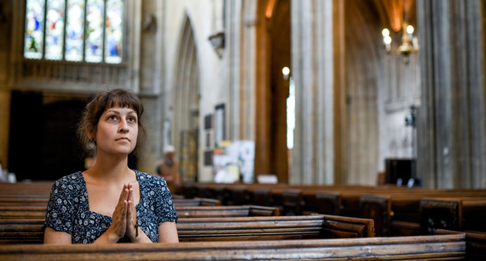I did not turn my back on the church — it turned its back on me