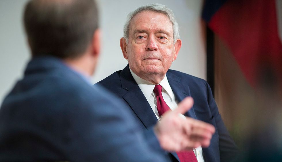 Dan Rather outsmarts Donald Trump — and it could save American taxpayers billions of dollars