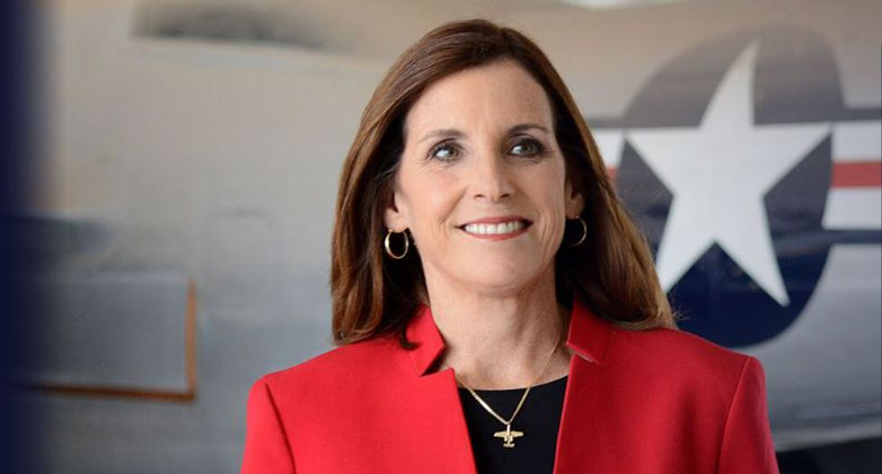 Vulnerable GOP Sen. McSally's chances for victory in 2020 look increasingly dim