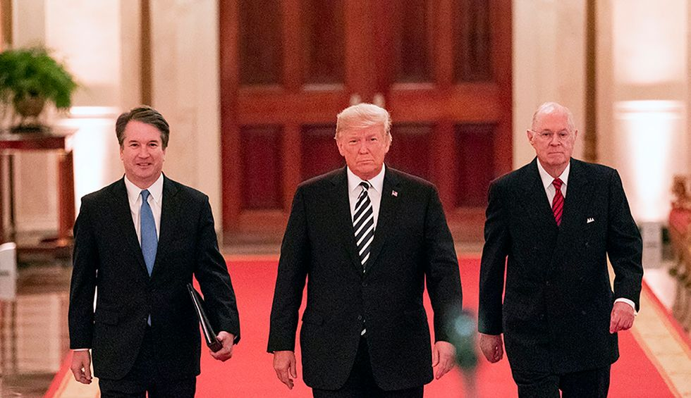Is Trump's Supreme Court strategy self-destruction — or his pathway to a second term?