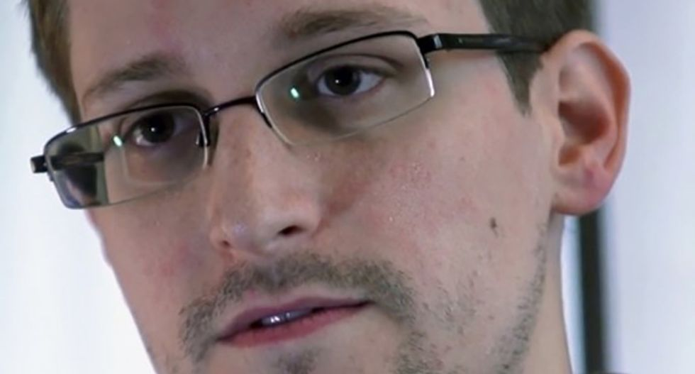 US government can't try Edward Snowden — so it's going after his book payout