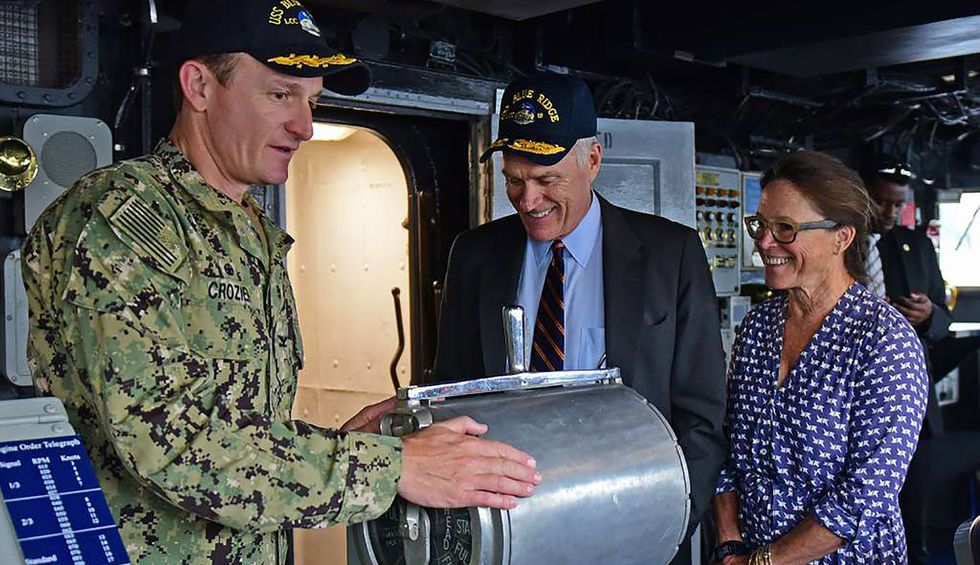 How the firing of a warship commander during coronavirus outbreak underscores deep divisions within the US military under Trump's command