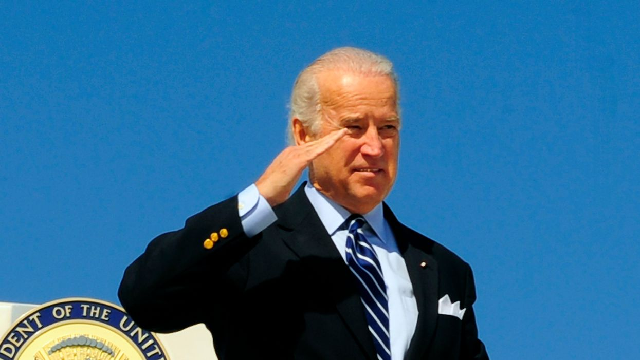 150 voting rights groups warn against Biden attempt to 'out-organize voter suppression'