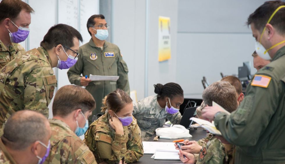 How the US military could help fight the coronavirus outbreak