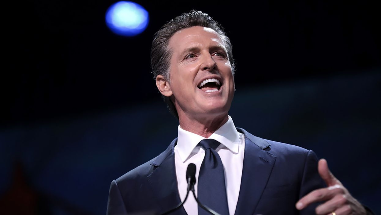 Conservatives are already setting the stage to accuse Newsom of recall election fraud: report
