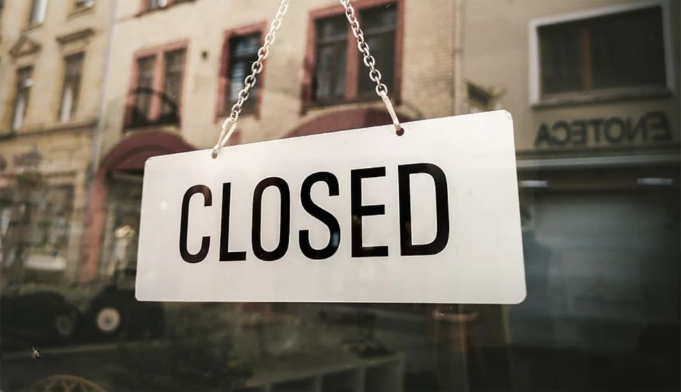 Tens of thousands of shuttered US businesses now closing permanently after GOP refuses urgent relief for Main Street