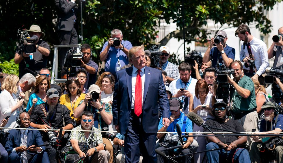 How Trump is ratcheting up his war on the First Amendment