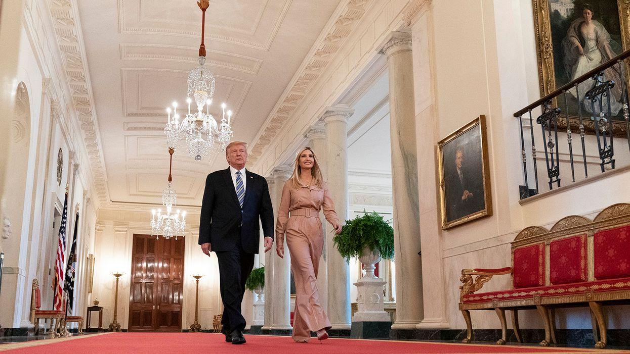 Washington Post editorial board calls on Democrats to subpoena Ivanka Trump