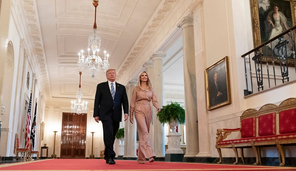 Ivanka Trump 'urged' president's church photo-op — which could become a 'defining moment' of his time in office: NYT
