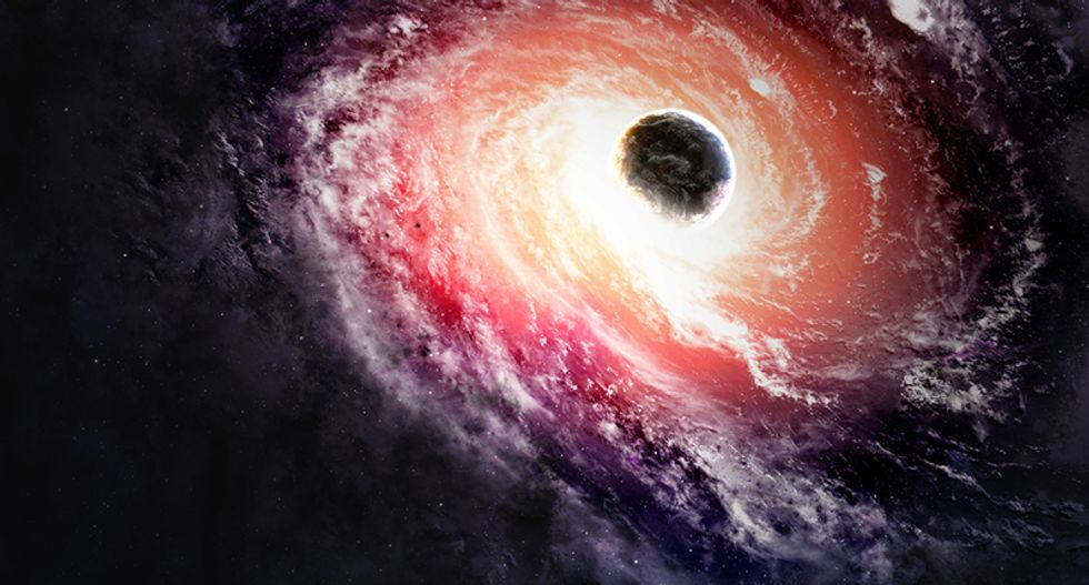 How we're untangling the mysteries of the supermassive black hole at the heart of our galaxy