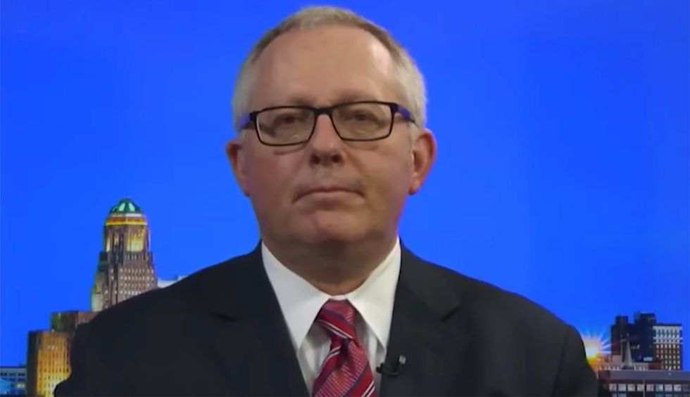 We asked right-wing flack Michael Caputo why he's in charge of Dr. Fauci's schedule. His response: 'What's with the attitude?'