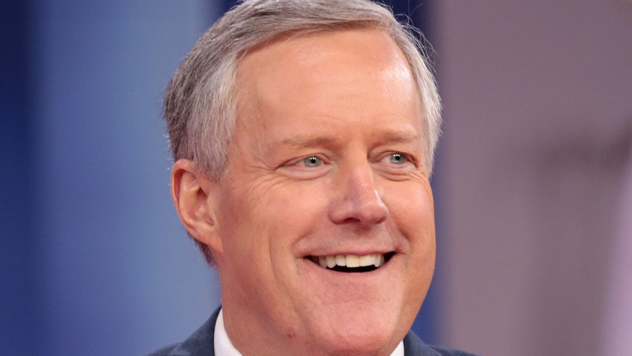 White House staff furious with Mark Meadows for revealing Trump's health issues
