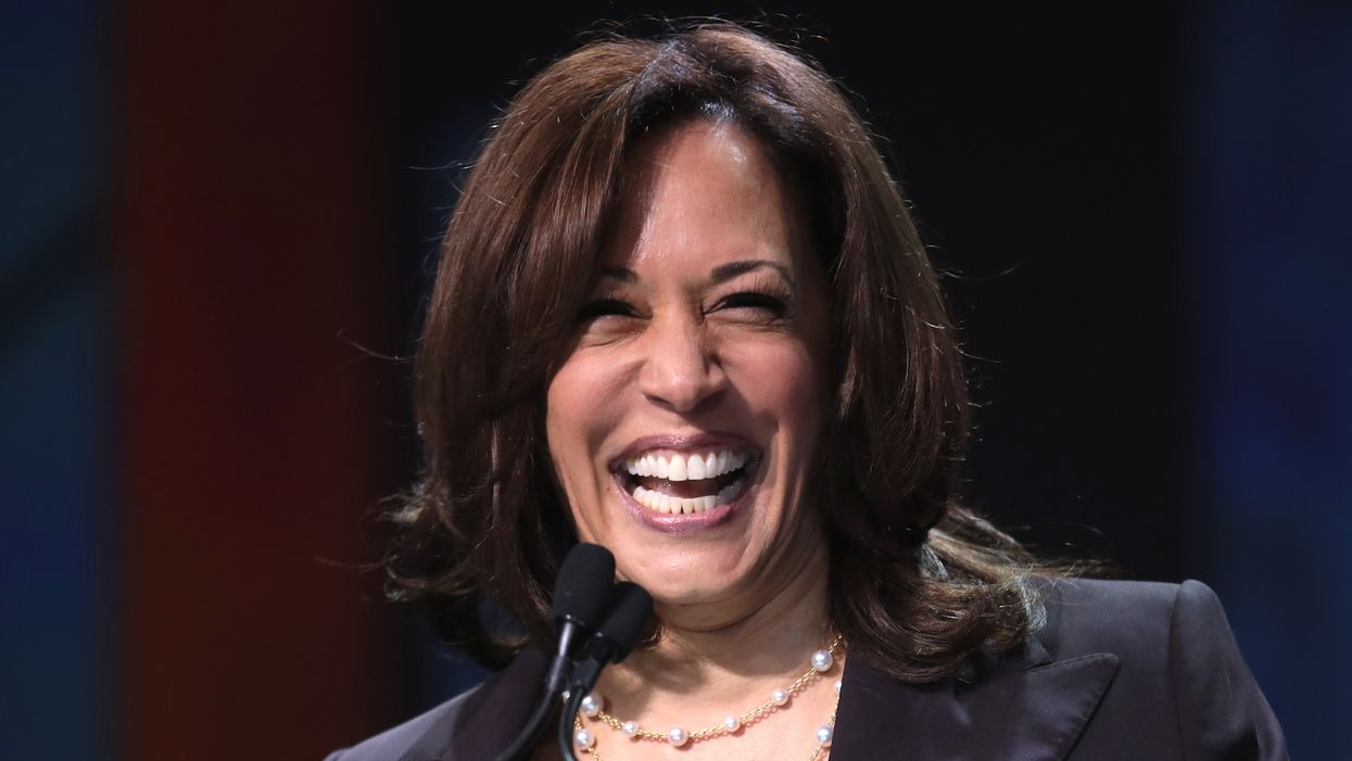 These Republican senators personally congratulated Harris on winning VP — while publicly denying Biden won