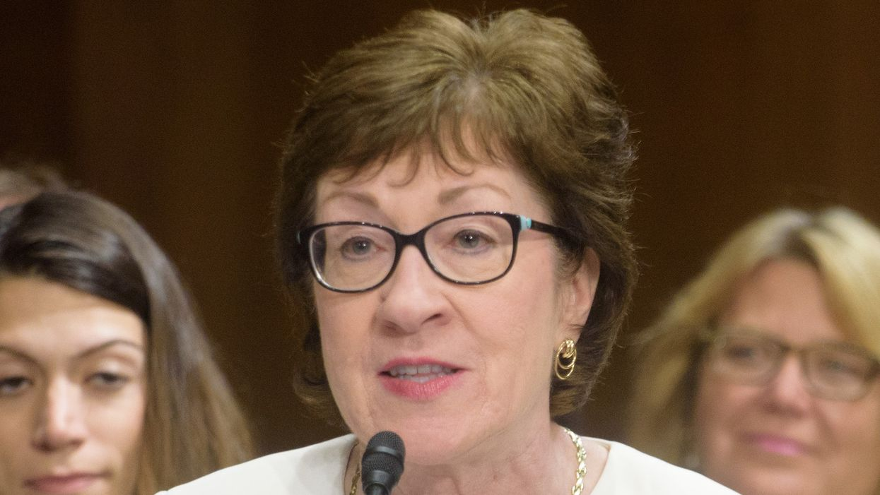 Susan Collins draws outrage as she shows her true colors in two new statements