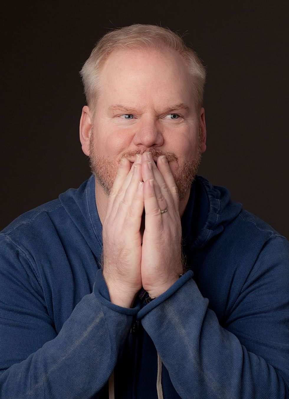 Jim Gaffigan, comedian who opened for the Pope, breaks silence and goes to town on Trump