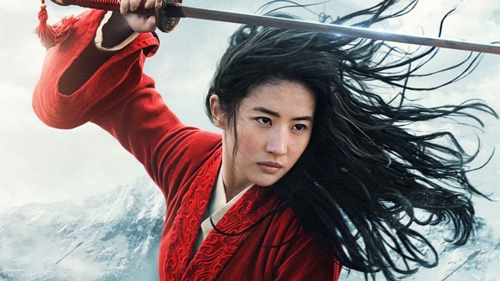 'Mulan' features stunning visuals fit for the big screen, but its characters fall flat