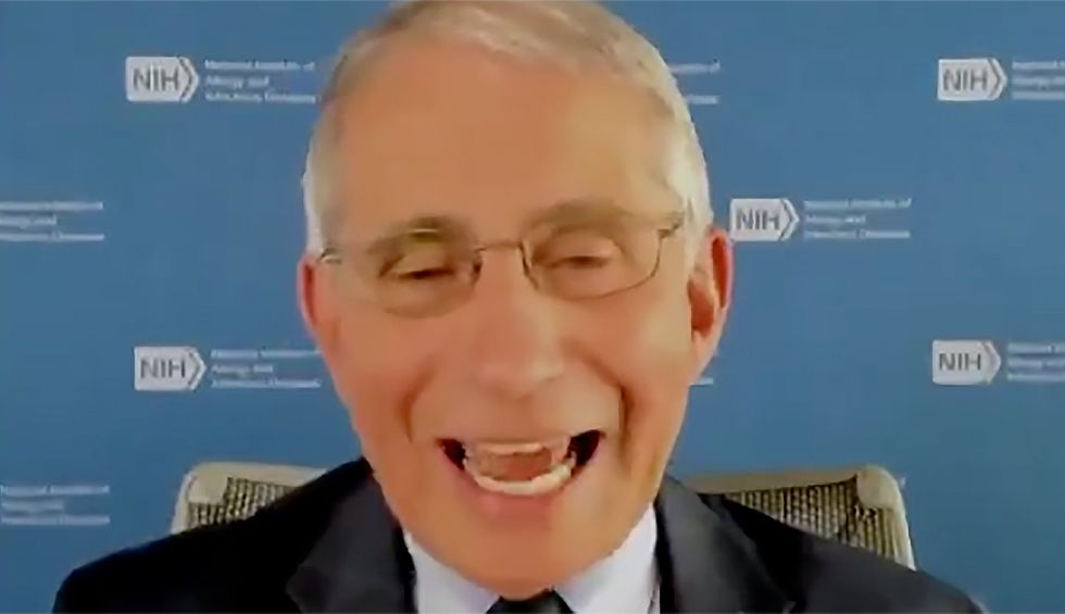Dr Fauci slams Trump claim about COVID-19 and the elderly: 'It's very disrespectful to me — I'm in my 70s!'