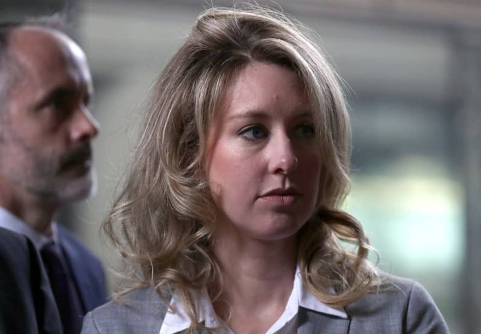 Theranos founder Holmes to claim mental condition affecting 'issue of guilt'