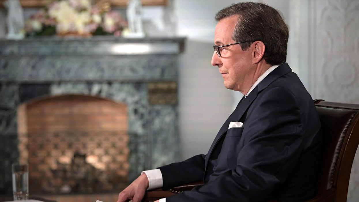 Here's why Chris Wallace blew it
