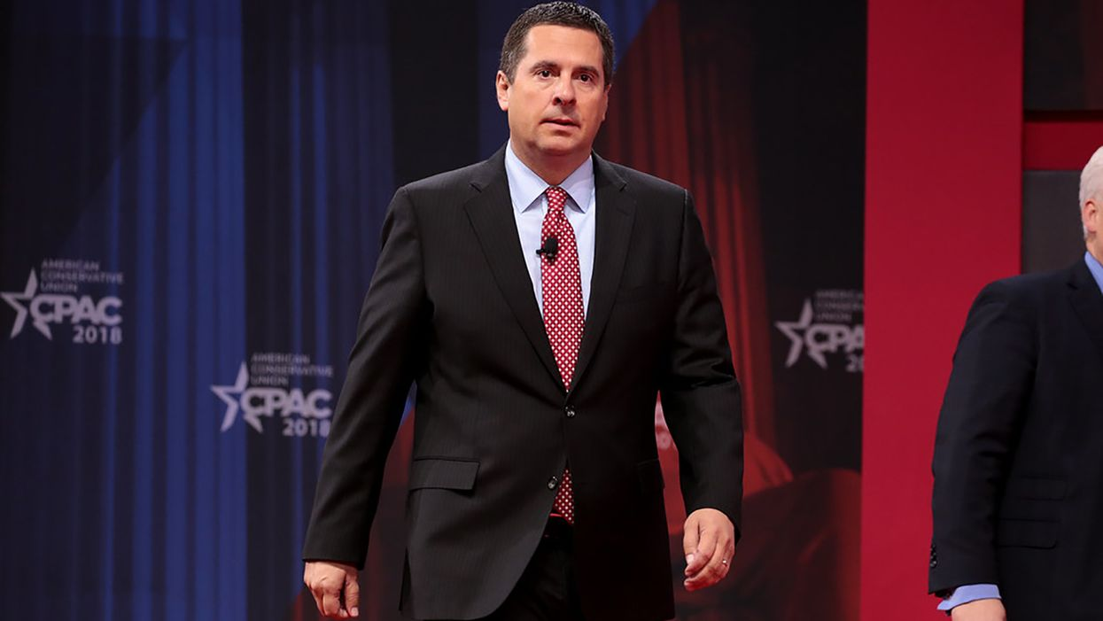 Devin Nunes faces most significant re-election fight yet as constituents turn on him: report