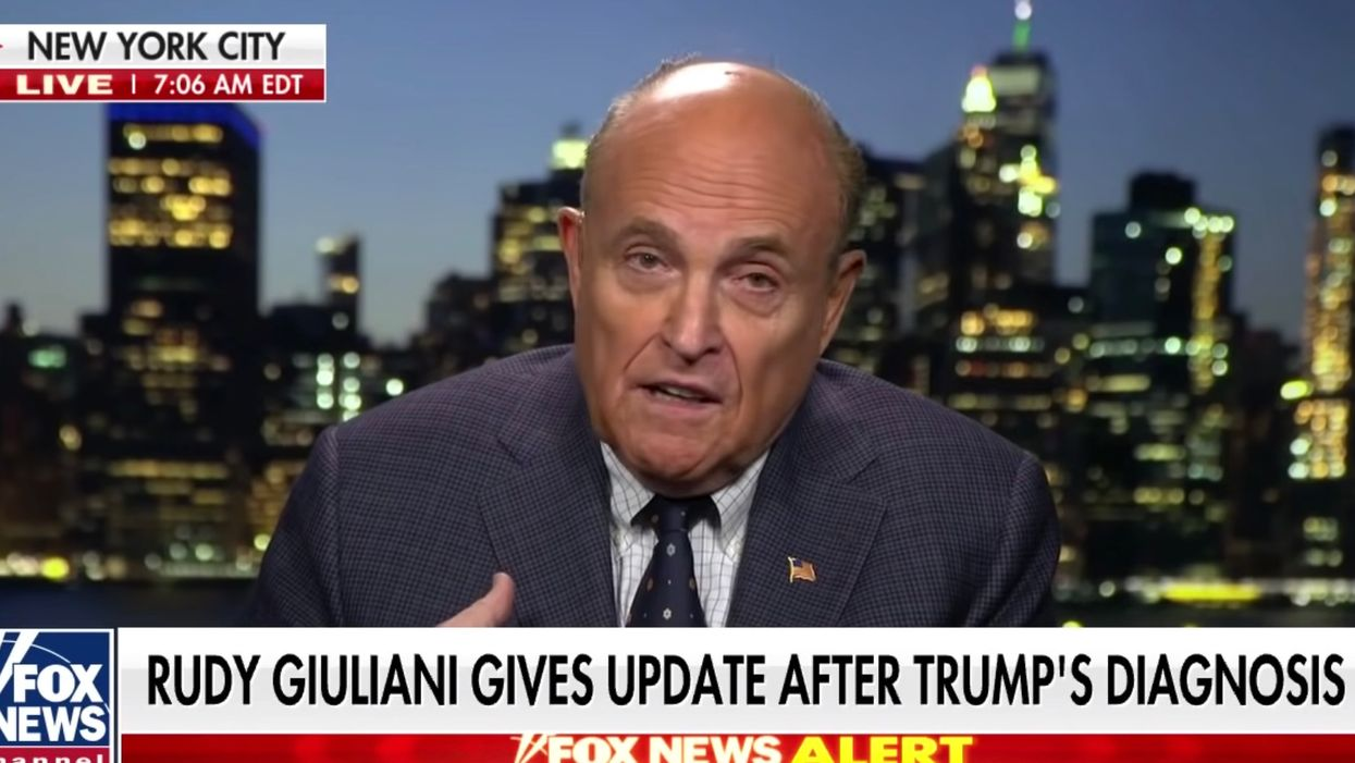 Even Fox News refused to publish Giuliani's 'sketchy' Hunter Biden email story