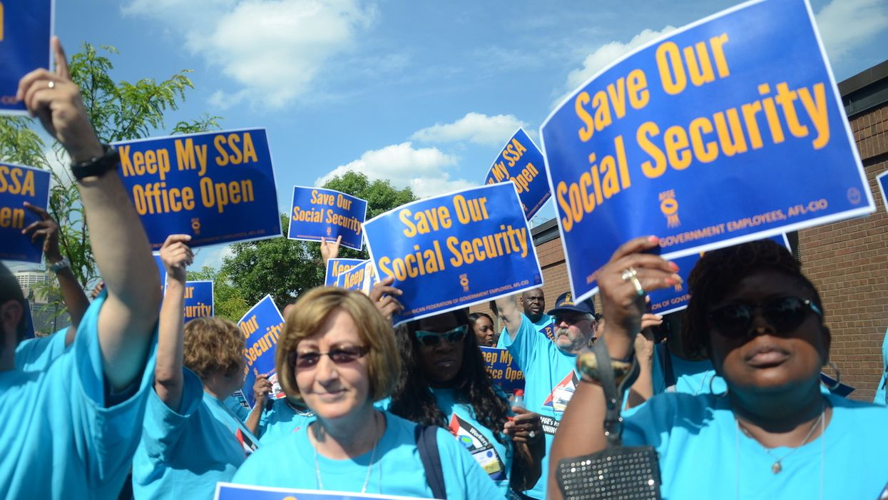 There's a 3-pronged lie about Social Security that undermines the whole point of the program
