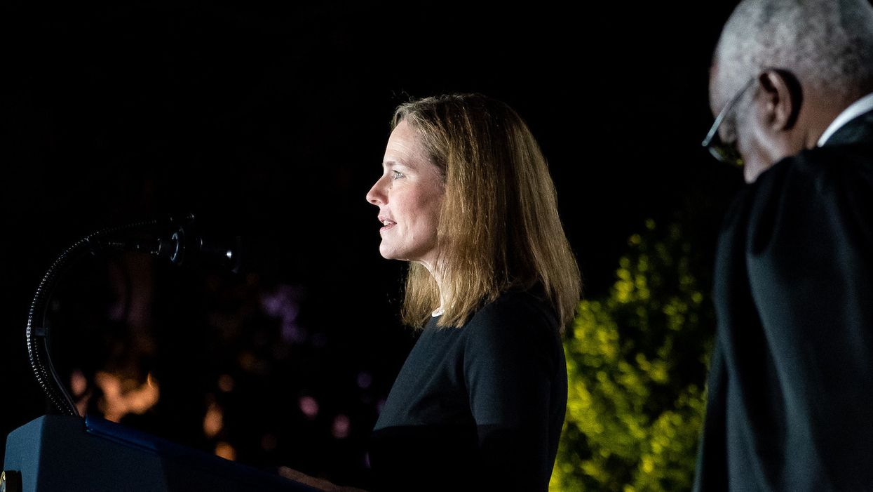 The scary truth is many Senate Democrats share Amy Coney Barrett's corporate agenda
