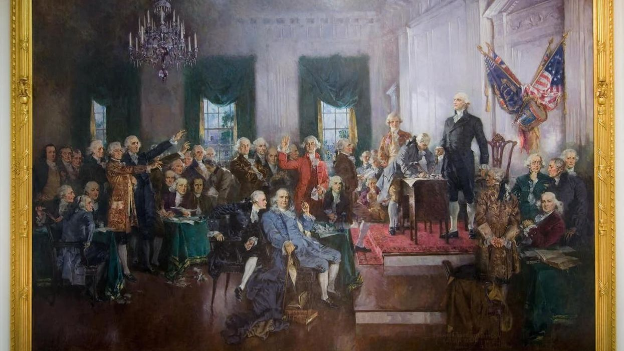 Here's how we ended up with the Electoral College — and why it 'embarrassed' some founders
