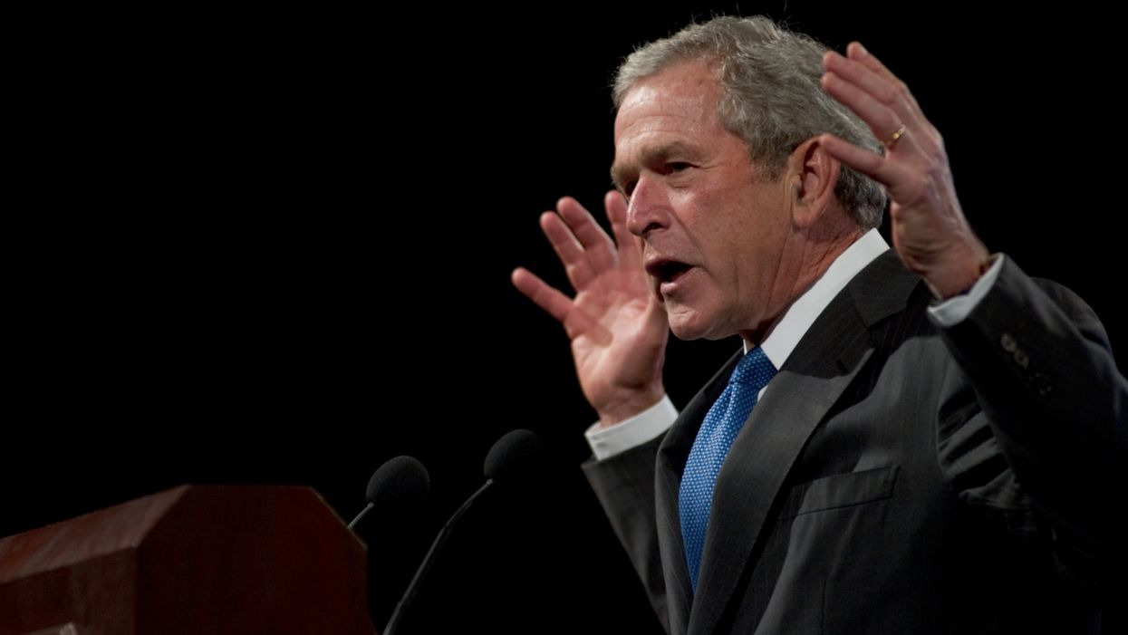 George W. Bush congratulates President-elect Joe Biden on his victory: The 'outcome is clear'