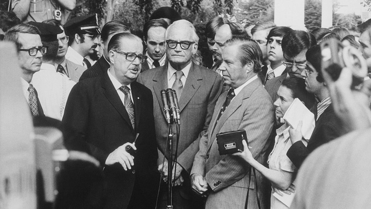 Arizona Blues: The land of Barry Goldwater and John McCain may never be the same