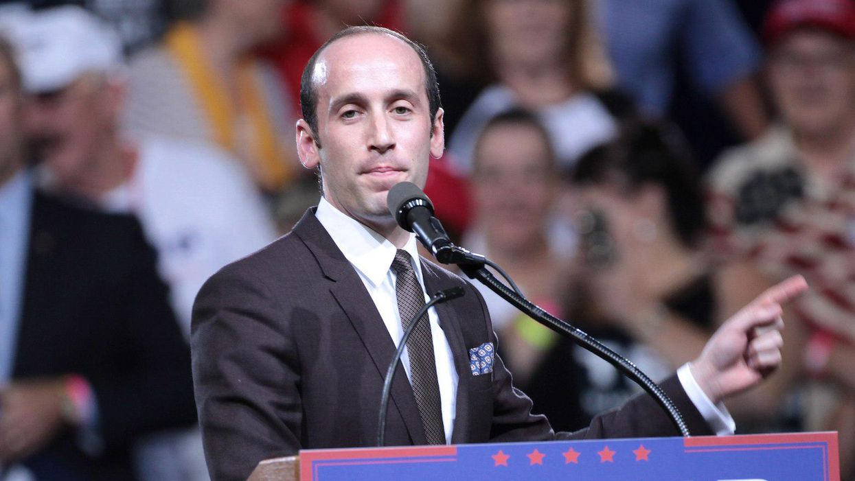 Stephen Miller blames 'the media' for Trump losing court cases — says 'alternate' electors will 'certify' him