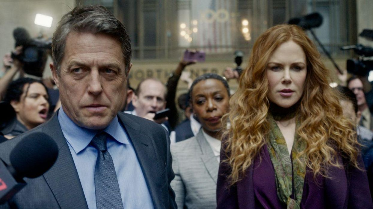 How Hugh Grant's charming villain who plays the victim embodies everything about 2020