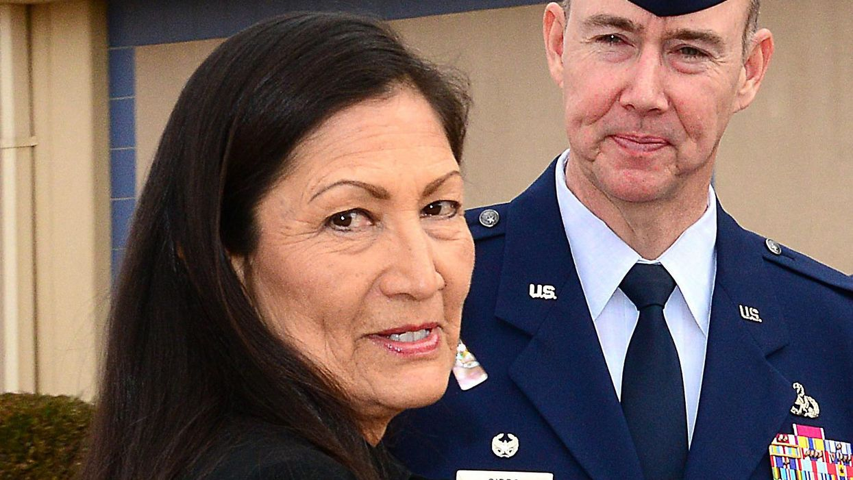 Rep. Deb Haaland secures key vote for her nomination to lead Biden's Interior Department