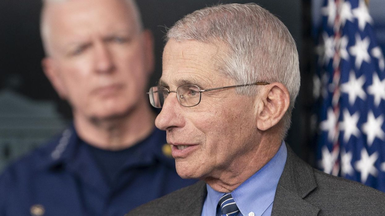 10 reasons why Dr. Fauci was ready to be the face of the US pandemic response