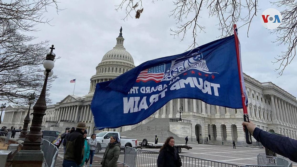 How 'western media' may have covered the storming of the US Capitol had it occurred in another country
