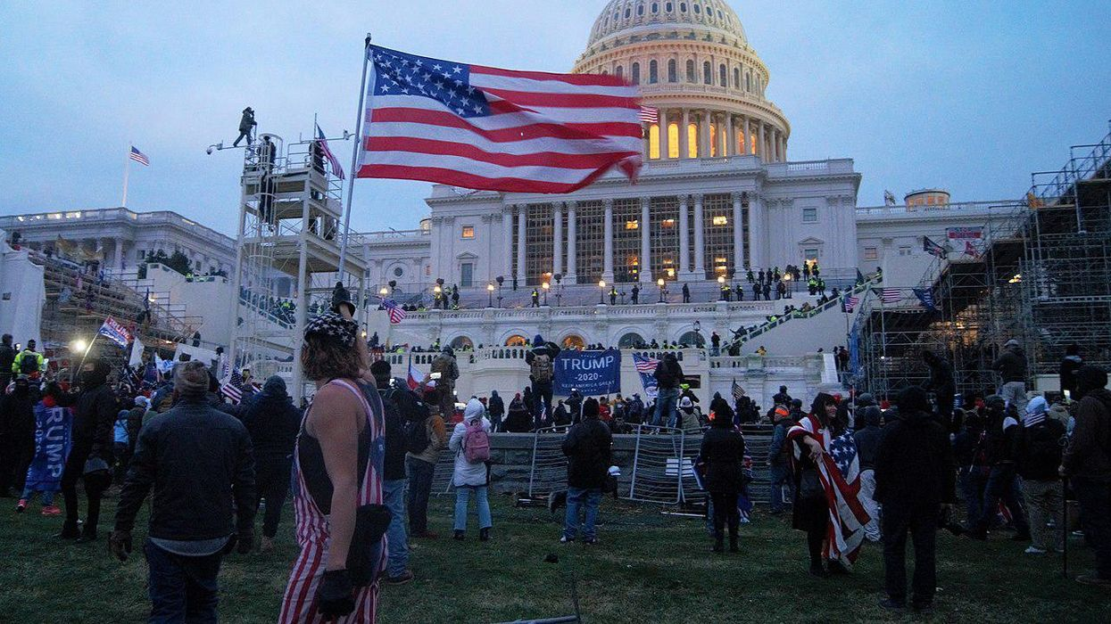 Conservative site suddenly retracts op-ed denying there was a 'riot' at the Capitol
