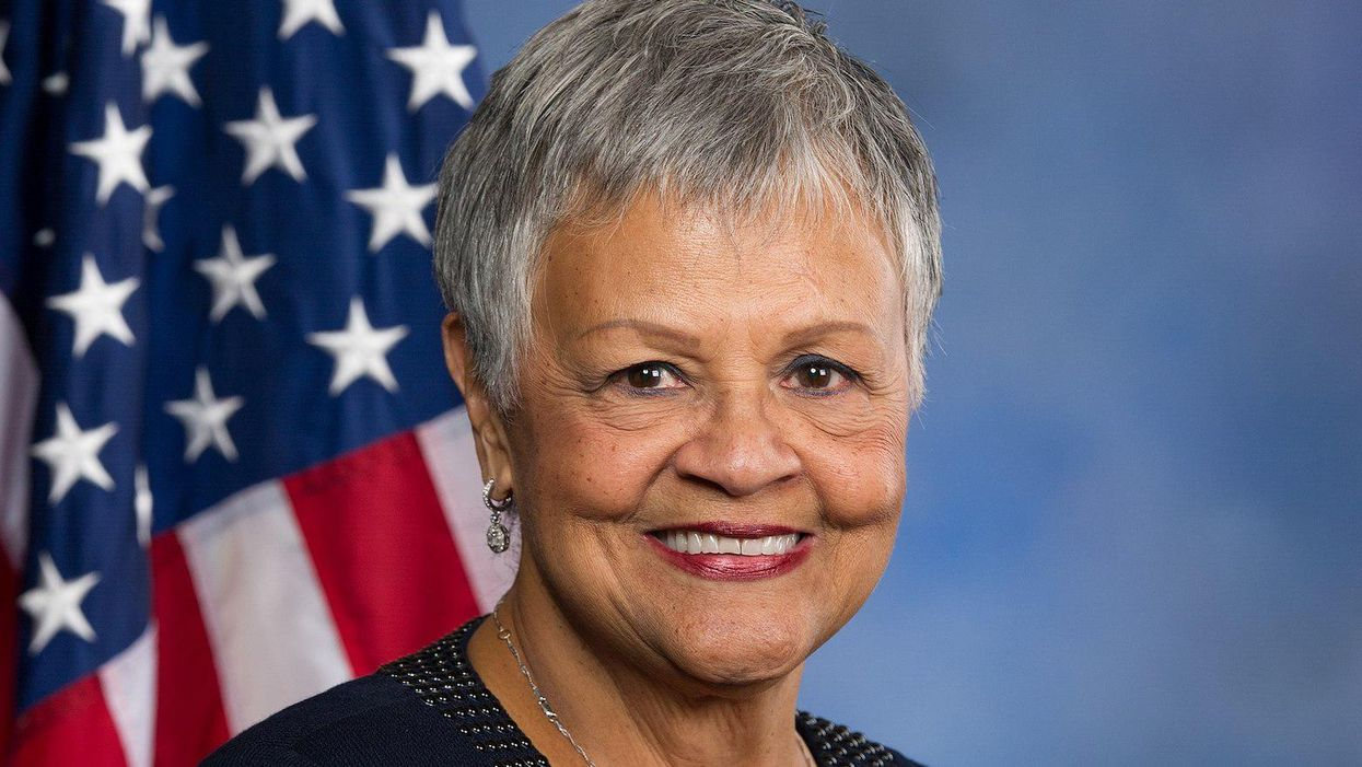 Rep. Bonnie Watson goes to hospital for COVID after hiding from mob with maskless Republicans