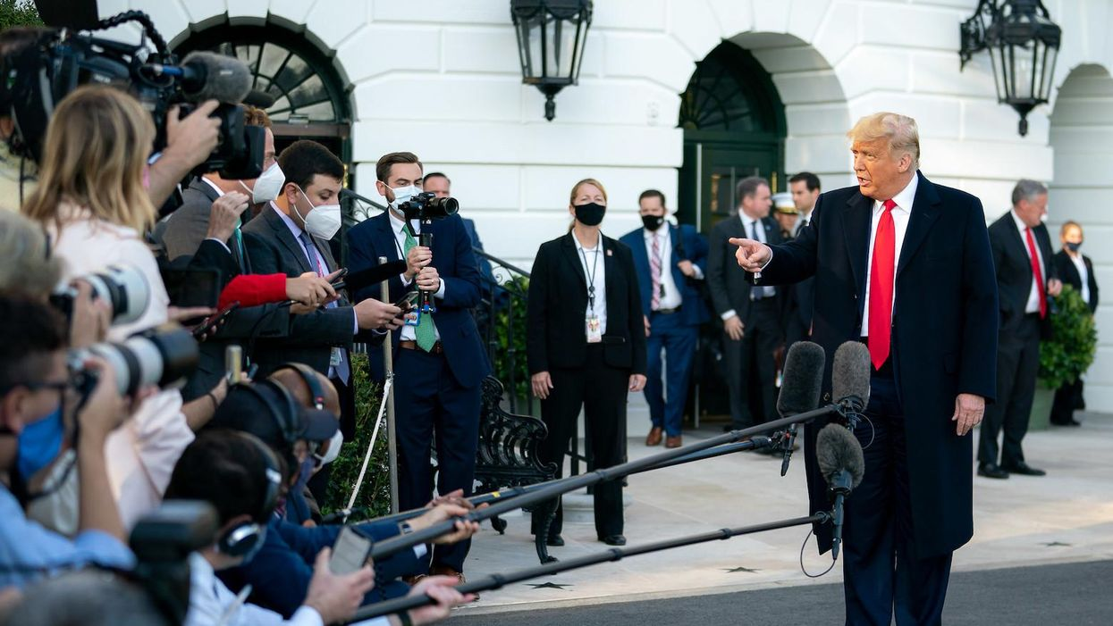 How the media is making a big mistake on Trump's role in the Capitol siege
