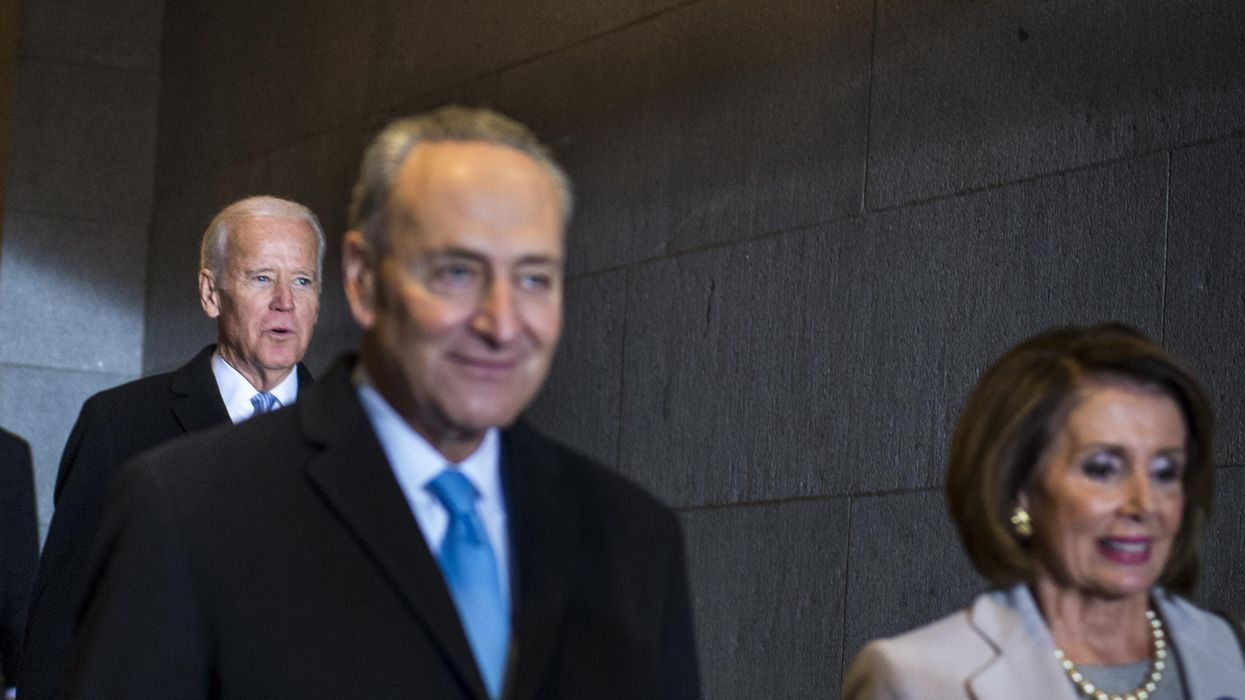 American democracy is teetering on the edge — here's the Democrats' best hope to save it