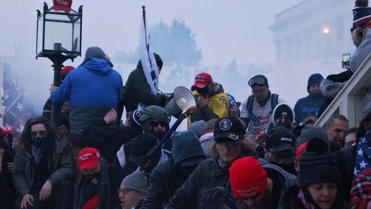 Former FBI assistant director Frank Figliuzzi: Capitol riot was 'a form of terrorism'