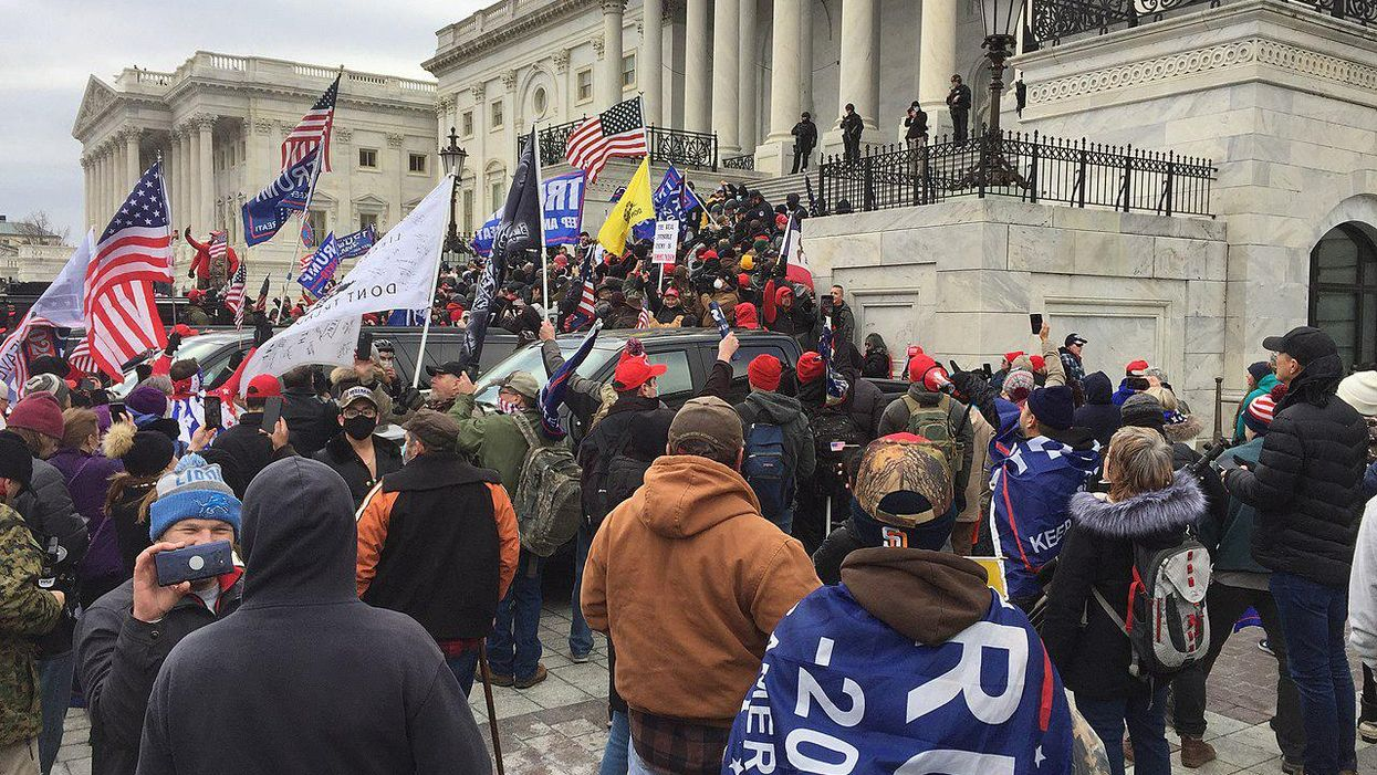 Here's why MAGA rioters thought they'd get away with posting selfies taken at the Capitol