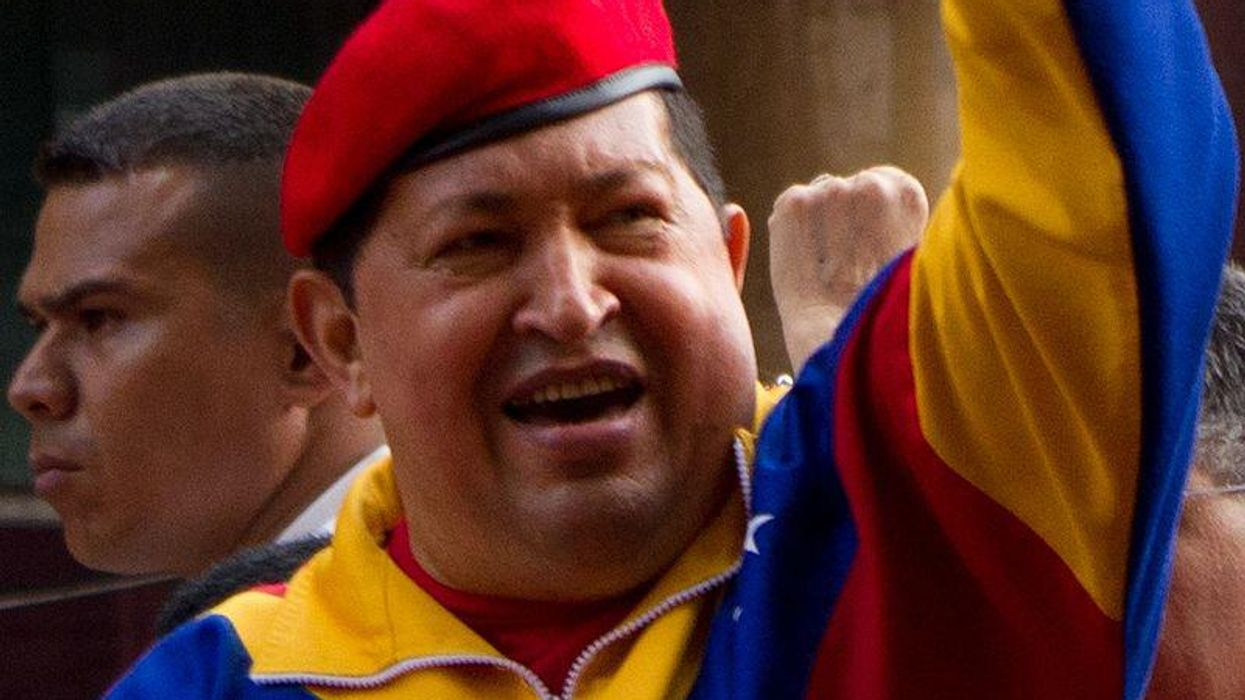 Venezuela's Hugo Chavez was forgiven for his first coup attempt in the name of national unity -- the rest is history