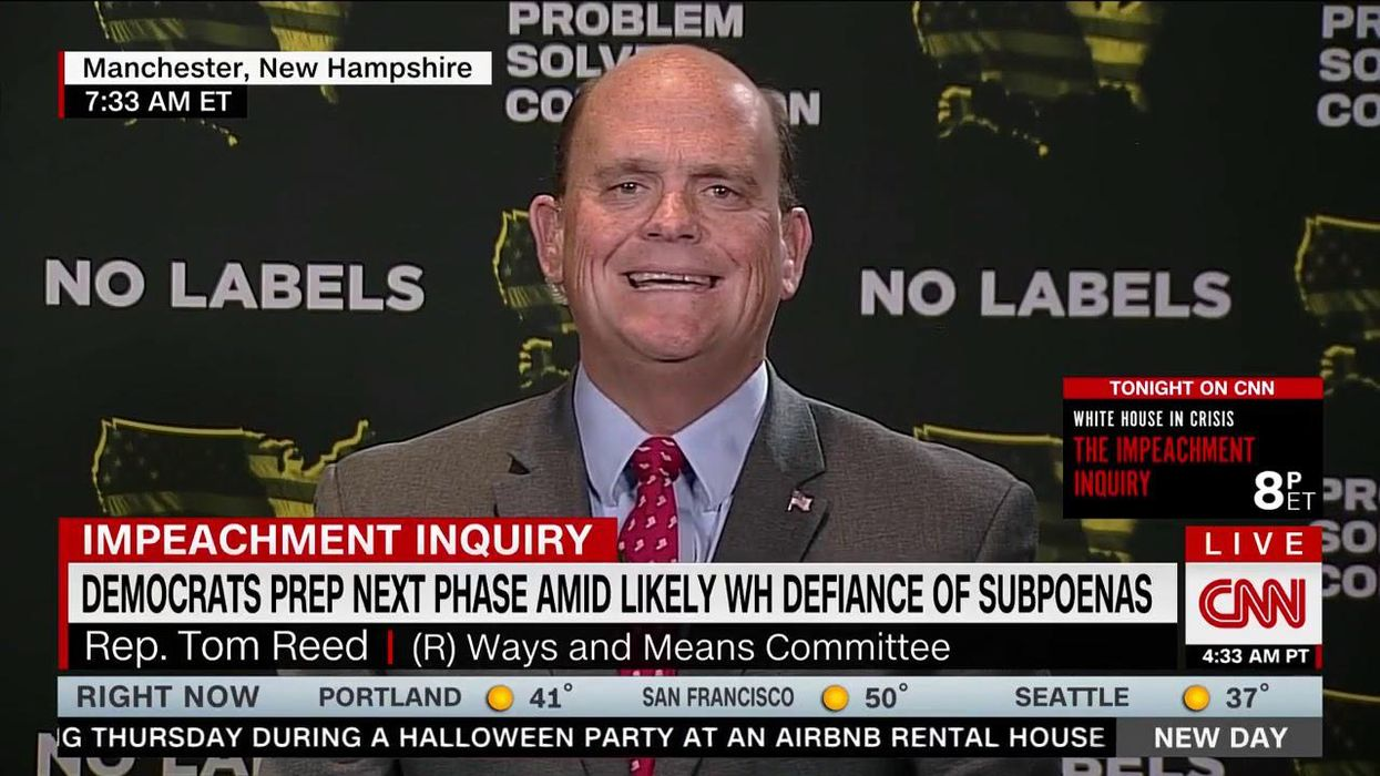 US Representative Tom Reed accused of sexual misconduct: Washington Post