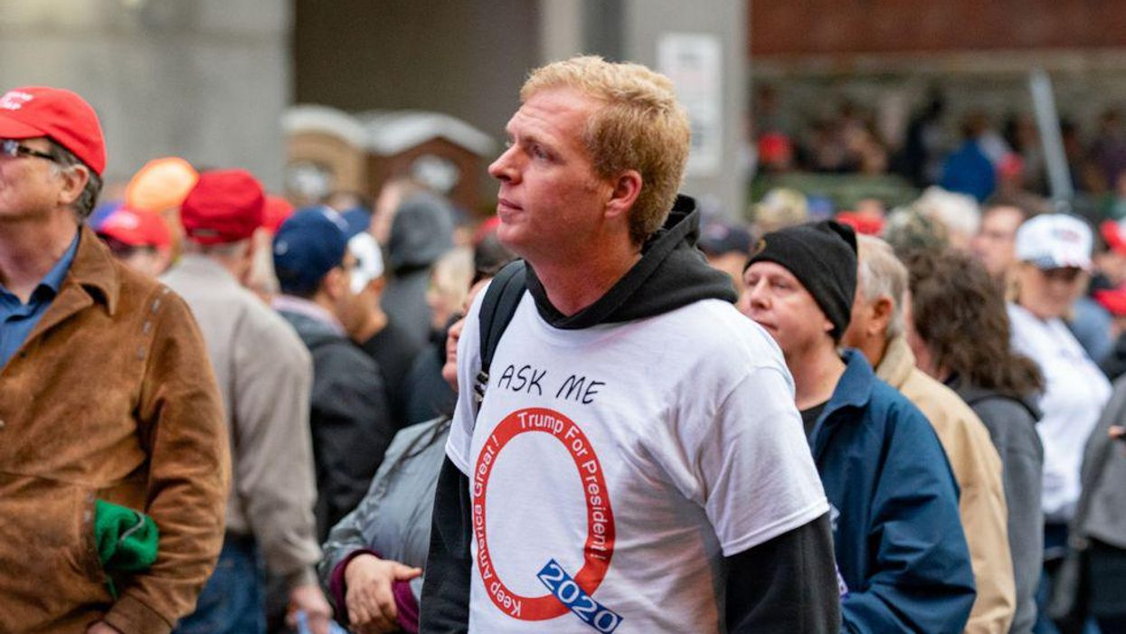 The problem with 'deprogramming' QAnon supporters