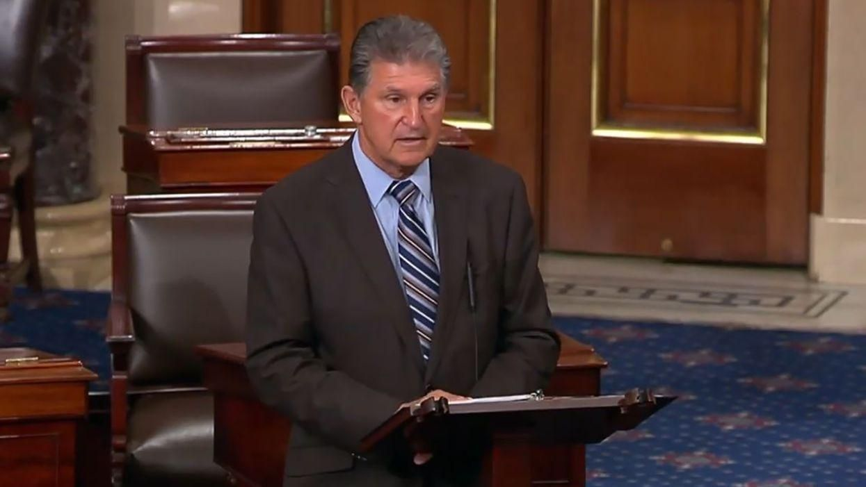 Mitch McConnell praises Joe Manchin for opposition to ending the filibuster: 'I really greatly admire' him