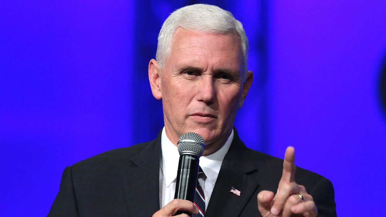 Mike Pence wants a comeback — but it's already looking rocky